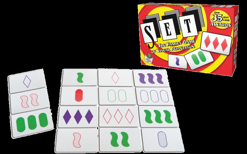 SET from Set Enterprises, Inc